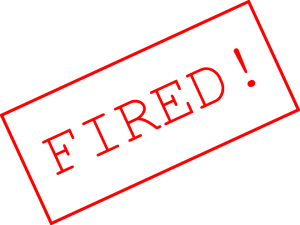 fired, suspended, laid off, kenosha, racine, westosha, milwaukee, wisconsin